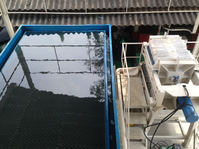 Electrocoagulation Waste Water Treatment